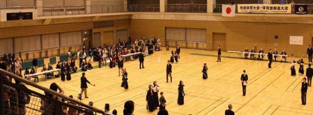 武蔵野 市 総合 体育館